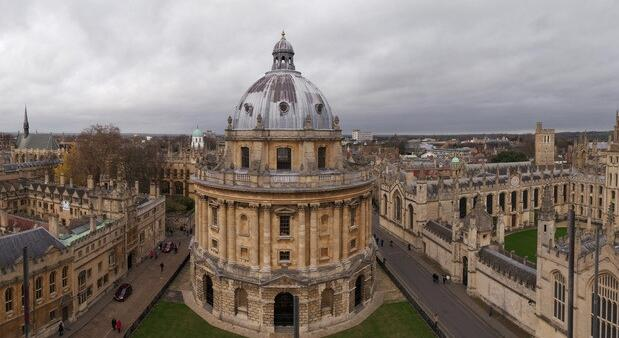 牛津大学DBA