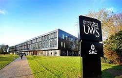 英国西苏格兰大学MBA(上海班)